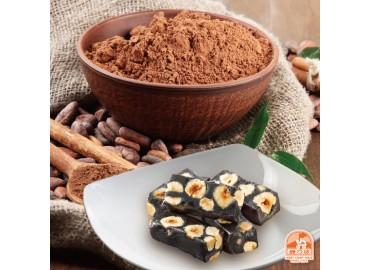 頂級榛果巧克力軟牛軋250g